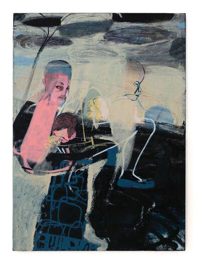 Samuel Bassett, 'Sitting on Granite', 2020