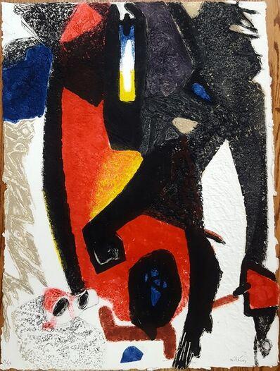 Serge Helenon, 'Mon Jardin Zoologique', 1989
