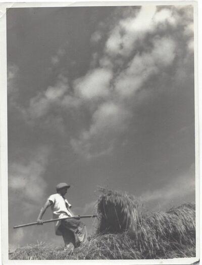 Ferenc Csík, 'Field worker', 1932