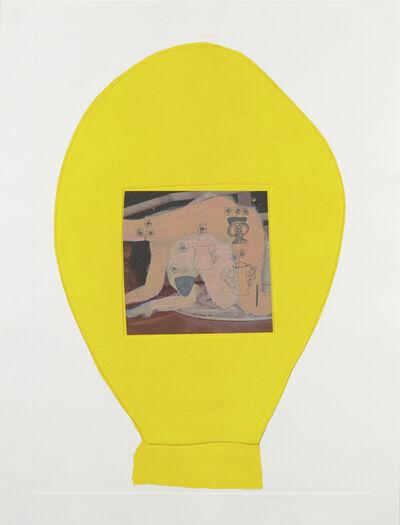 Beverly Semmes, 'Golden G: Flowers', 2016