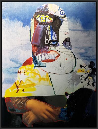 Peter Triantos, 'Mona Lisa', 2019