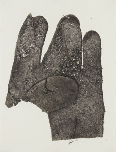 Irving Penn, '(SM) Flat Glove, New York', 1975