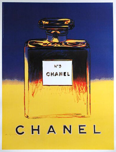 Andy Warhol, 'Chanel', ca. 1997