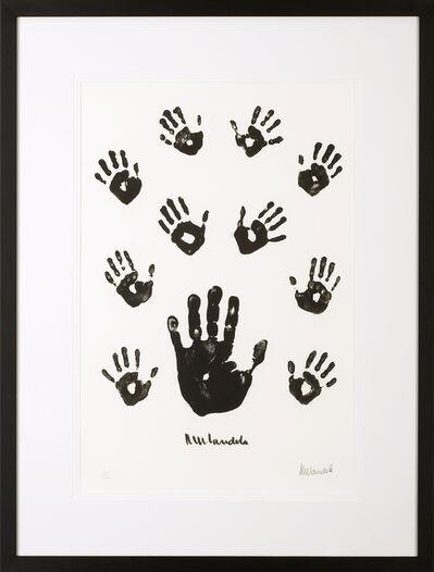 Nelson Mandela, 'Impressions of Africa, Black & White', 2003