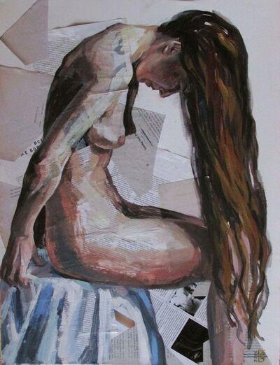 Kateryna Bortsova, 'Melancholy', 2017