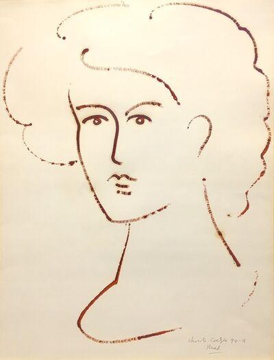 Christo Coetzee, 'Head ', 1994