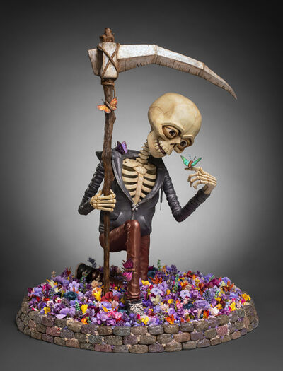 Jim McKenzie, 'Friends with Death', 2019