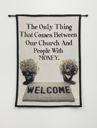 Amalia Ulman, 'The Only Thing That Comes Between Our Church And People With Money', 2016