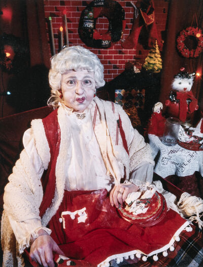 Cindy Sherman, 'Untitled (Mrs Claus)', 1990