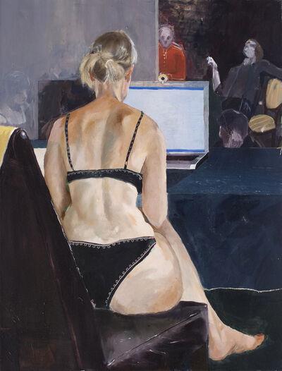 MATTHIAS GÀLVEZ, 'Die Spielerin', 2008