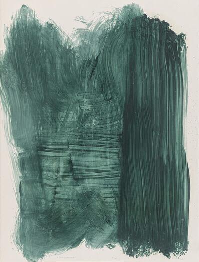 Pedro Cabrita Reis, 'Os desenhos da maré baixa #01', 2019