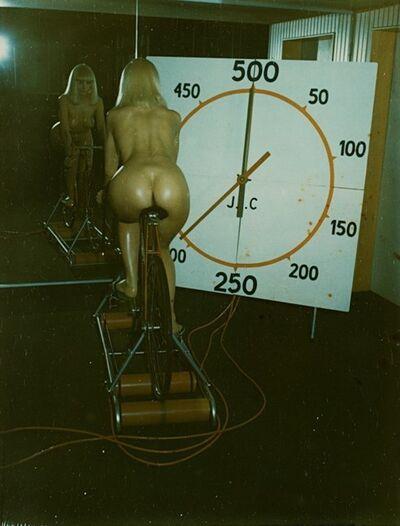 Helmut Newton, 'Stress Test, Paris', 1980