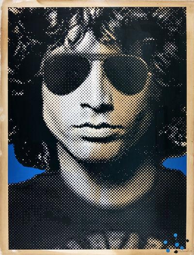 Mr. Brainwash, 'Jim Morrison', 2007
