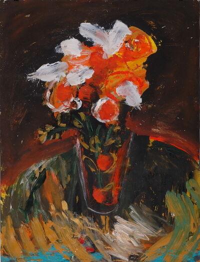 Yehouda Chaki, 'Flowers 9471-A', 1994