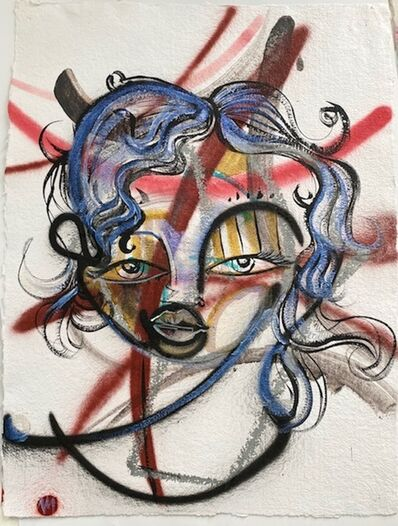 Alice Mizrachi, 'Her story', 2020