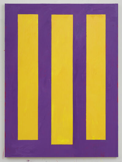 Thornton Willis, 'Three Totems', 2014