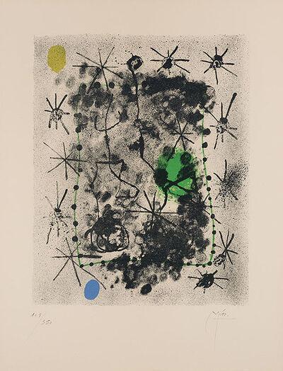 Joan Miró, 'Constellations (M. 260-261; Cramer Books 58)', 1959