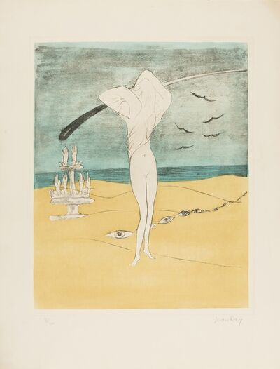 Man Ray, 'Mon Premier Amour (Anselmino 63)', 1971