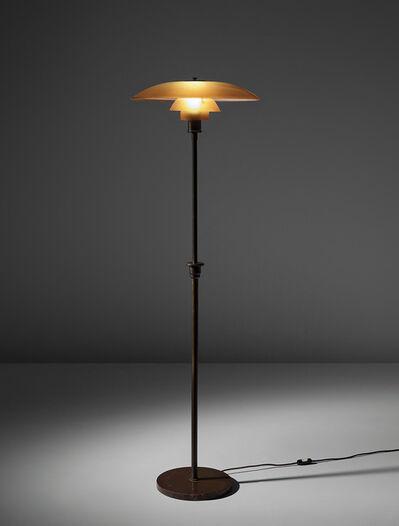 Poul Henningsen, 'Early adjustable standard lamp, model no. PH 5/3', circa 1927