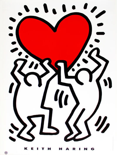 Keith Haring, 'Untitled', 1993