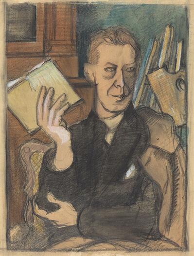 Roger de la Fresnaye, 'Jean Louis Gampert', ca. 1920