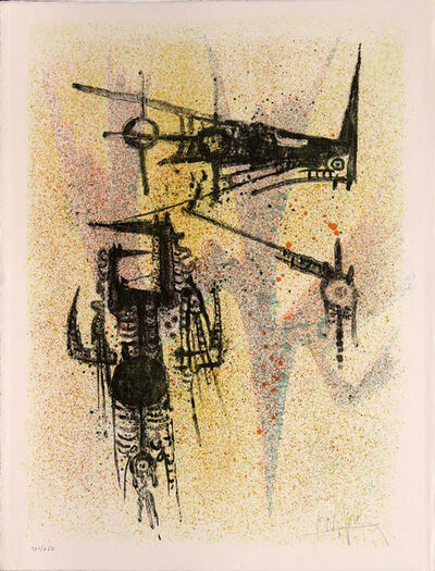 Wifredo Lam, 'Untitled', 1968