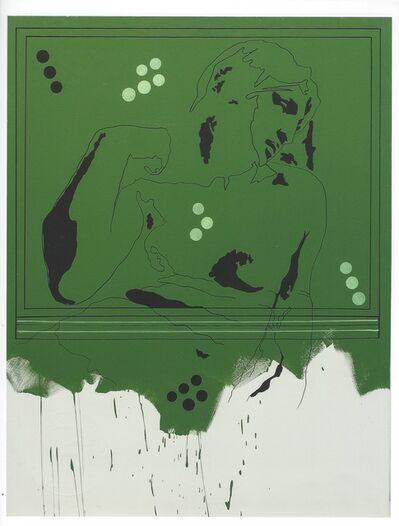 Tano Festa, 'Da Michelangelo ', 1978