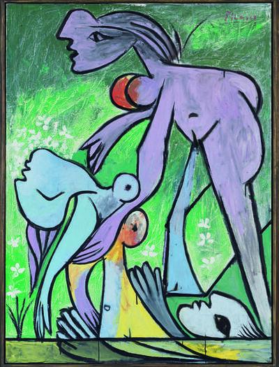 Pablo Picasso, 'Le sauvetage (The Rescue)', 1932