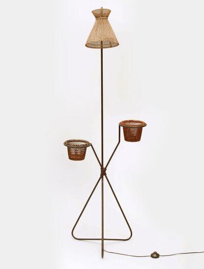Mathieu Matégot, 'Tripod Floor Lamp', 1950s