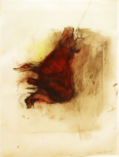 Betty Goodwin, 'Untitled (Animal Series)', 1990