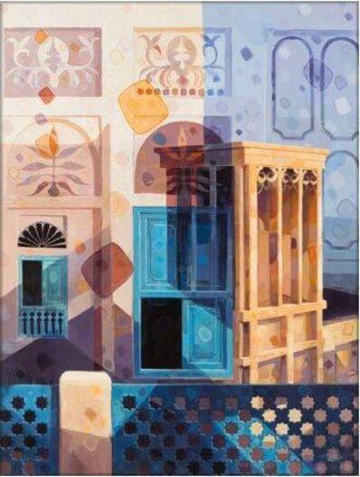 Abdul Qader Al Rais, 'Impressionism Series', 2004-2005