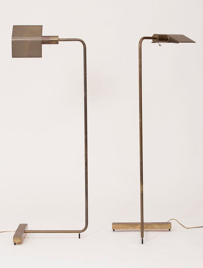 Cedric Hartman, 'Pair of Floor Lamps', 1960's