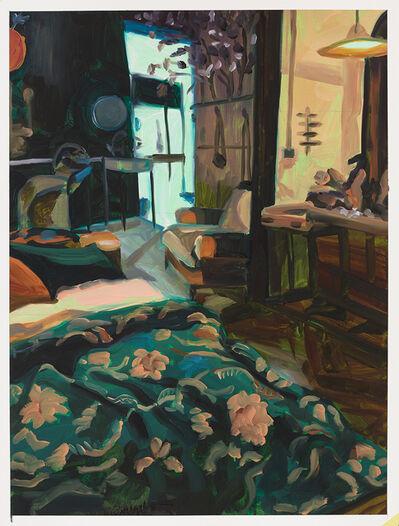 Anna Freeman Bentley, 'Study for Blocking', 2019