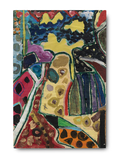 Gillian Ayres, 'Untitled 无题 ', 1989