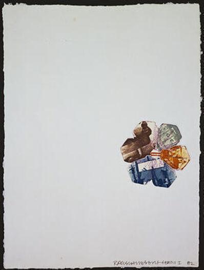 Robert Rauschenberg, '400' and Falling', 1982