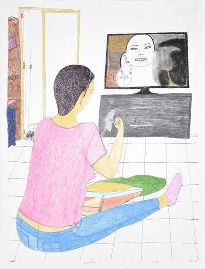Ningeokuluk Teevee, 'Busy Woman'