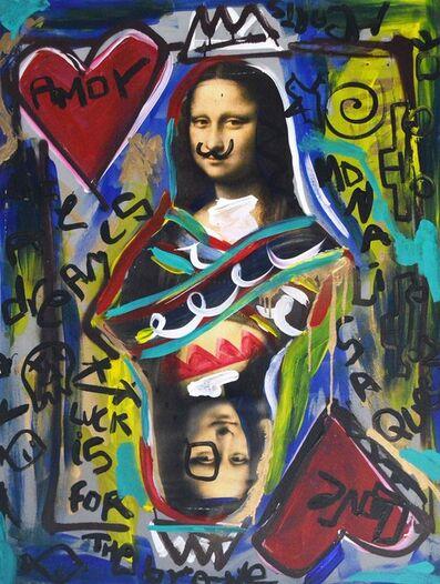 Domingo Zapata, 'Amore', 2020