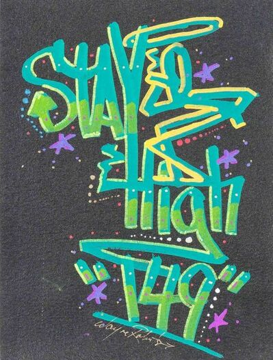 Stay High 149, 'Untitled', 2007