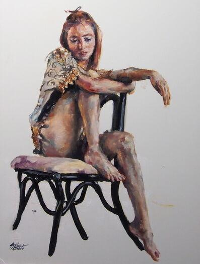 Jaclyn Alderete, 'Pellucid', 2015