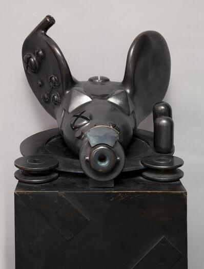 Michael Sandle, 'Der Minister fuer Propaganda', 1981