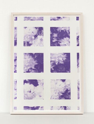 Elizabeth Corkery, 'Purple Trellis', 2013