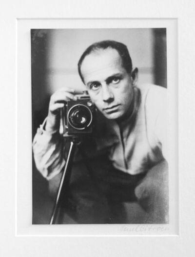 Paul Citroen, 'Self-Portrait ', unknown
