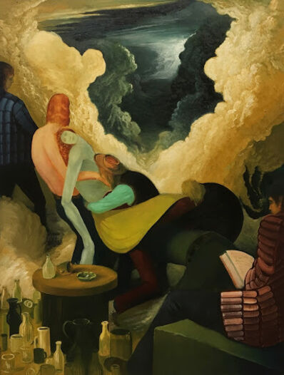 Mark Ryan Chariker, 'Lamentation in Limbo', 2019