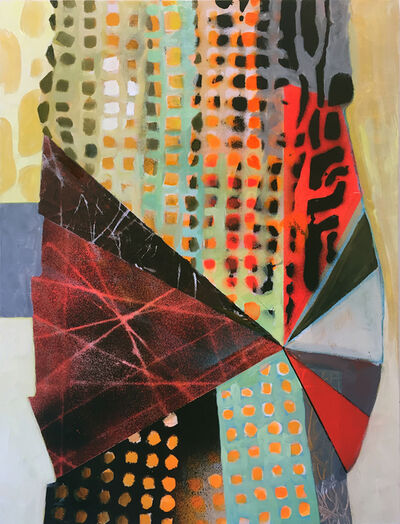 Yura Adams, 'Ripple and Flash with Variations', 2017