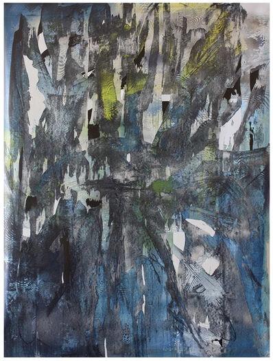 Chris Trueman, 'BLKW', 2017