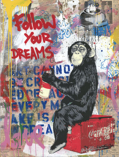 Mr. Brainwash, 'Every Day Life', 2019
