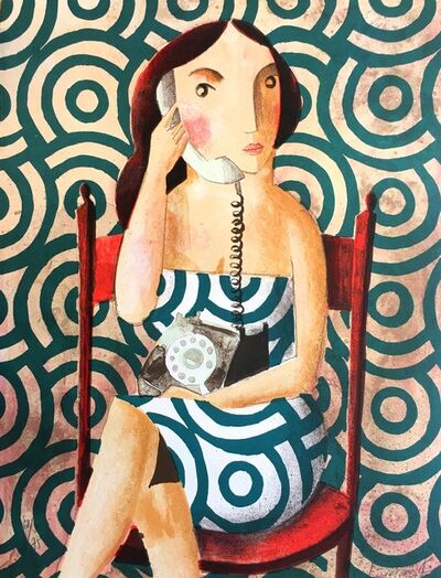Didier Lourenço, 'The call', ca. 2017
