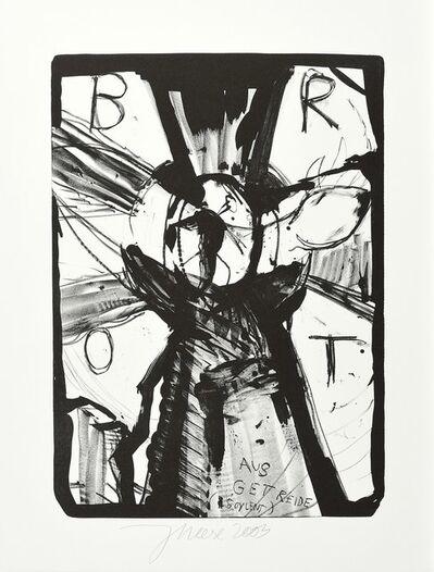 Jonathan Meese, 'Die Insektengöttin', 2003