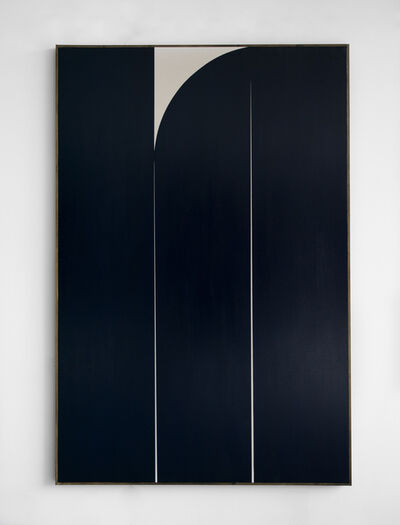 Johnny Abrahams, 'Untitled (Dark Blue)', 2019