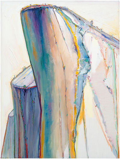 Wayne Thiebaud, 'Sandy Cliff', 2013/2018-19
